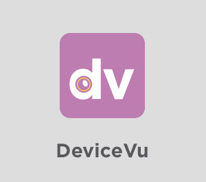 DeviceVu Menu Icon