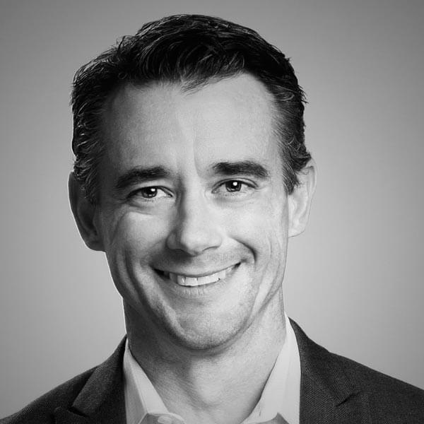 Jamin Brazil, FocusVision's Chief Executive Officer