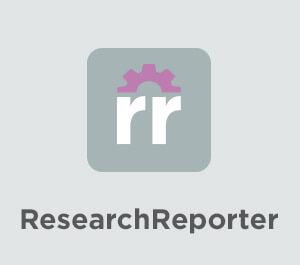 ResearchReporter Menu Icon