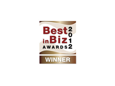 FocusVision Best in Biz Award, Most Socially Responsible Company of the Year, 2012, Decipher