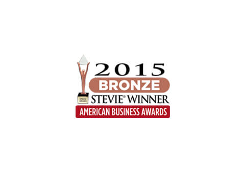 FocusVision American Business Awards Stevie Finalist, Company of the Year, 2015