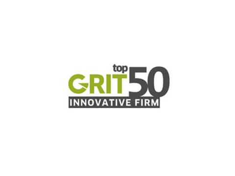 Grit 50 Most Innovative Companies Award