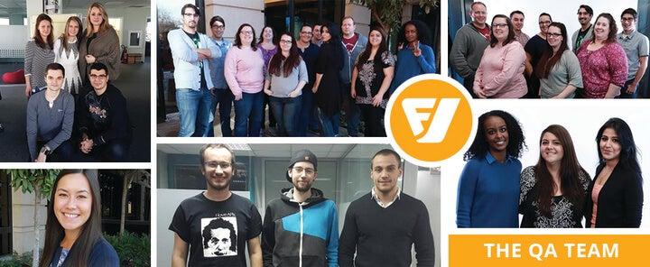 Meet FocusVision's Quality Assurance Specialist Team
