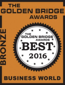 The Golden Bridge Awards Best of 2016