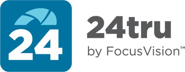 24tru by FocusVision