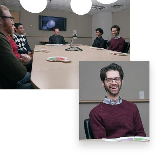 Participants at an FV360 workshop.