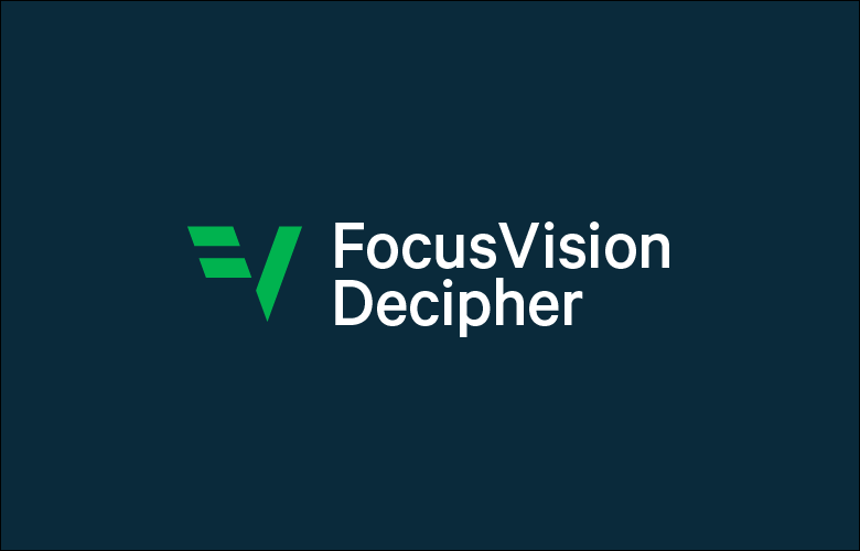 FocusVision Decipher