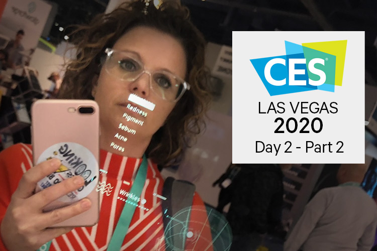 CES 2020 Day 2 - Customer experience, Digital Transformation