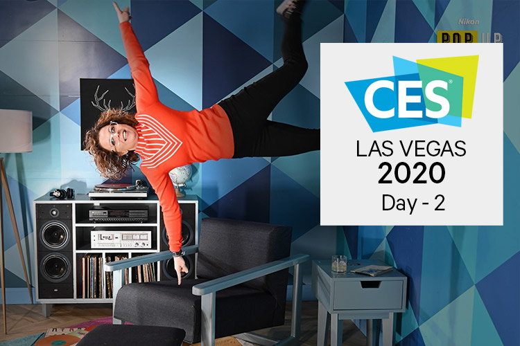 Digital Transformation CES 2020 Day 2