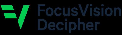 FocusVision Decipher