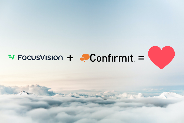 Confirmit and FocusVision